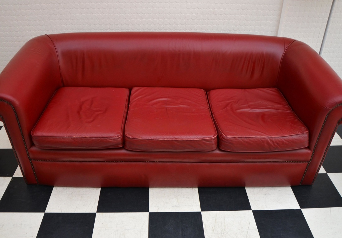 sofa, room, furniture, inside, house, leather, indoors, wall, comfort, modern, settee