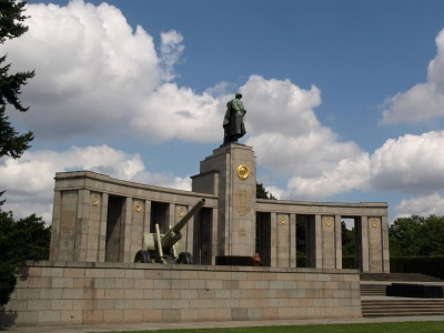 arquitectura, cielo, escultura, Museo, estatua, monumento, día, ciudad