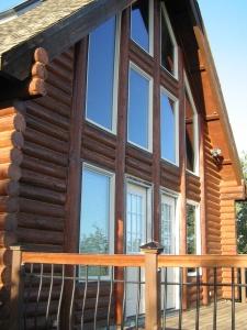 fenêtre, maison, architecture, ville, balcon, bois, clôture, extérieur