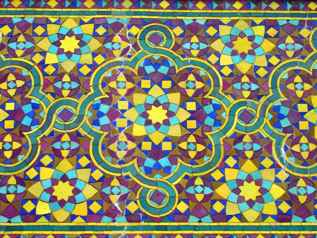 pattern, decoration, texture, art, abstract, illustration,mosaic, arabesque