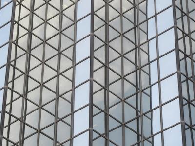 Design, Stahl, futuristisch, modern, Muster, Muster, geometrische, Architektur