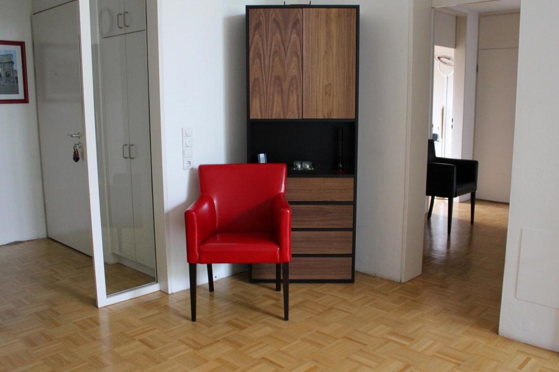 Möbel, Raum, Heimat, Innenaufnahme, modern, Haus, Stuhl, Fenster