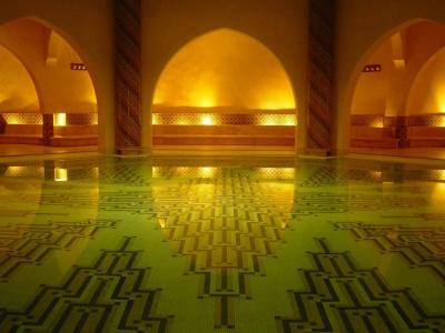 architecture, à l'intérieur, arc, Musée, ville, réflexion, couloir, religion, eau, luxe, illuminé