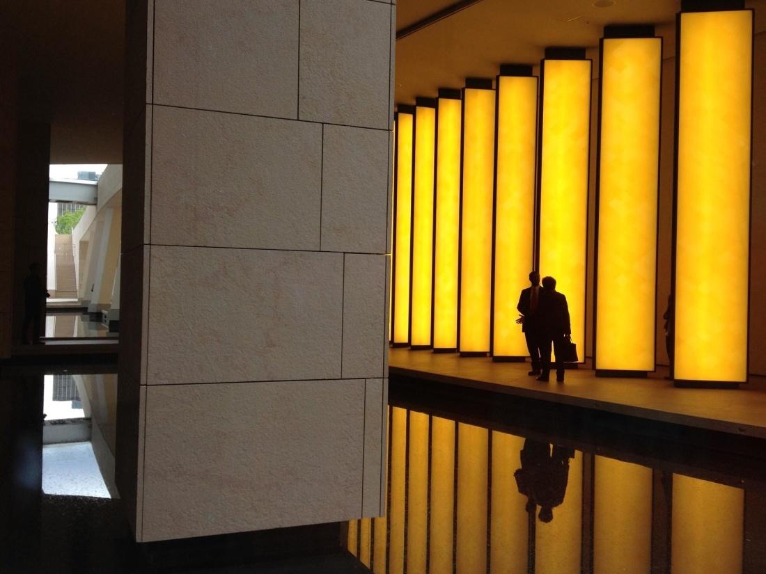 interiores, arquitectura, Museo, ciudad, ventana, sombra