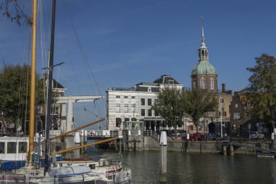 eau, ville, rivière, architecture, front de mer, port de plaisance, bateau, dock