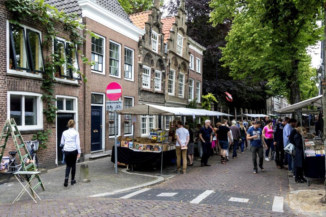 street, city, people, road, crowd, market, urban, pavement, town