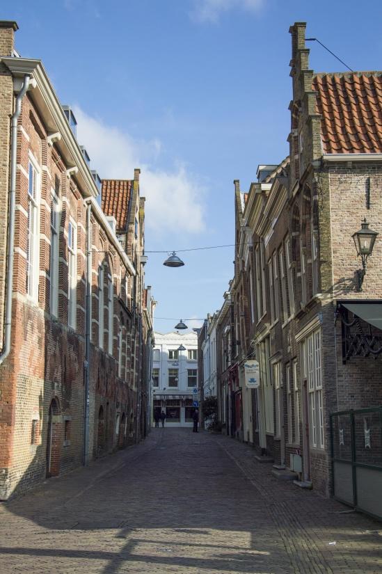 arkkitehtuuri, katu, kaupunki, house, jalkakäytävä, urban, mukulakivi