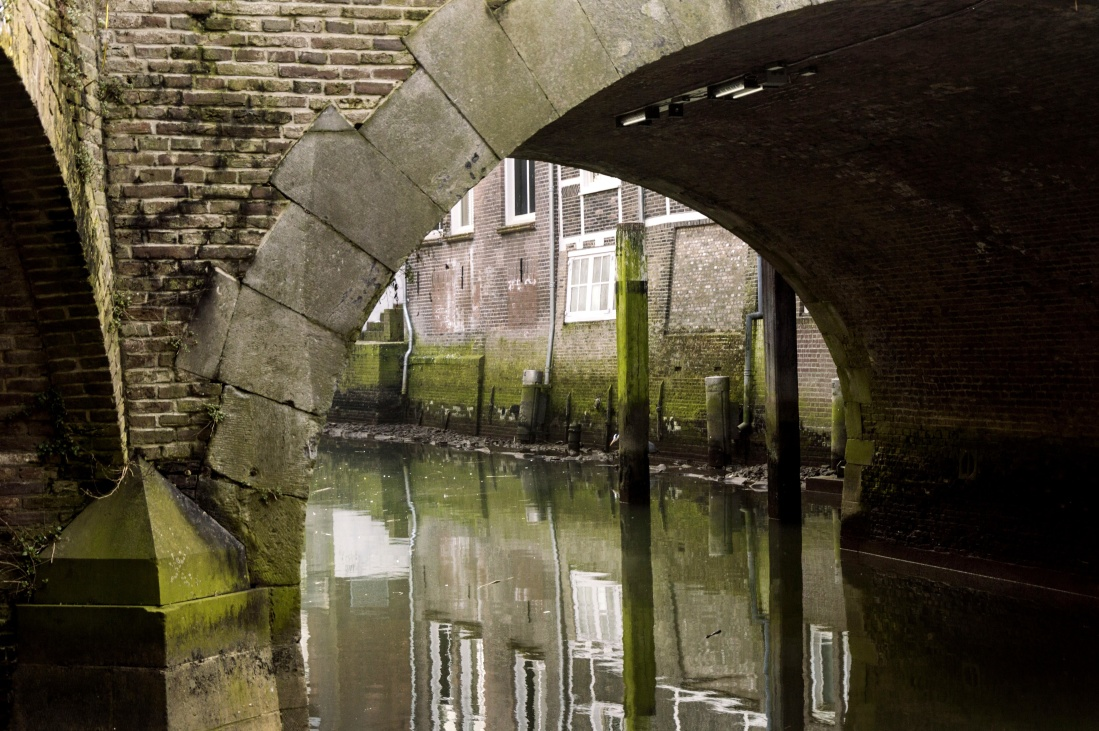 bridge, architecture, water, old, river, reflection, arch, stone, urban