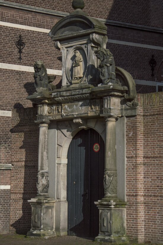 architecture, sculpture, city, daylight, wall, entrance