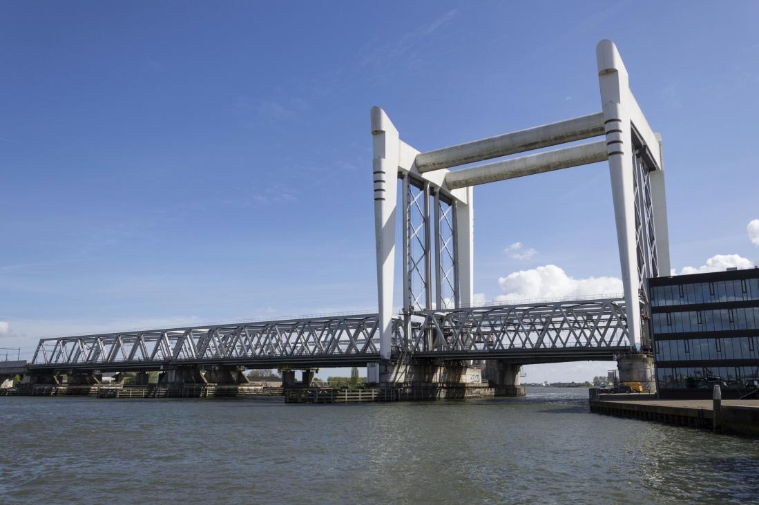 bridge, water, sky, river, architecture, pier