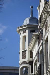 arquitectura, cielo, religión, edad, ciudad, exterior, fachada