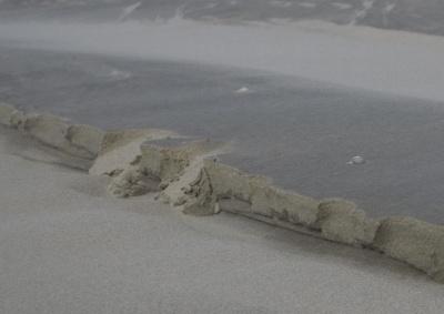 paisaje, mar, playa, arena, agua, océano