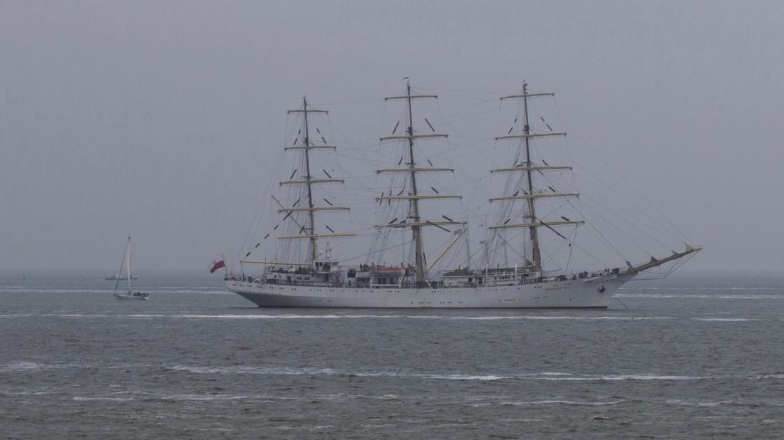 watercraft, ship, sea, sail, sailboat, boat, ocean, water