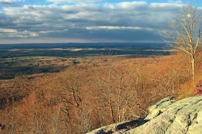 Landschaft, Natur, Himmel, Baum, Sonnenuntergang, Dämmerung, Hill, Land, Feld