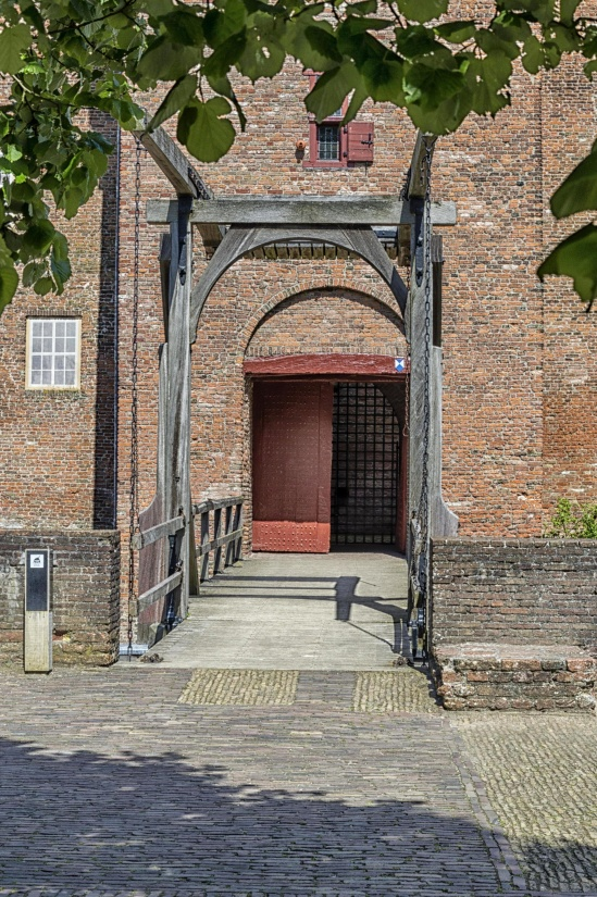 architecture, old, gate, wall, house, gate, brick, entrance, door