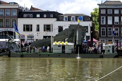 eau, ville, architecture, quai, bateau, centre-ville, foule