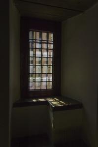 fenêtre, chambre, maison, dark, architecture, maison, meubles