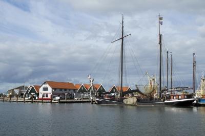 eau, embarcation, harbor, jetée, mer, marina, quai, bateau, voilier