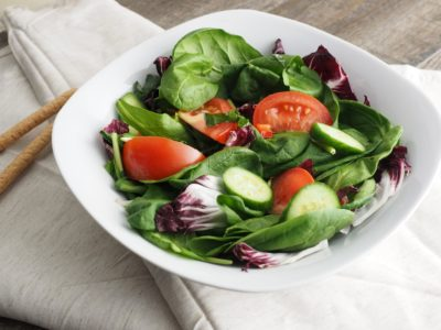 food, salad, dinner, lunch, lettuce, vegetable, pea, meal, tomato