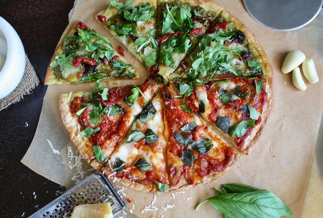 Yemek, pizza, peynir, yemek, yemek, domates, yemek, sebze, lezzetli