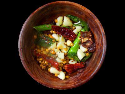 mat, bolle, måltid, grønnsaker, rett, middag, lunsj, deilig, suppe