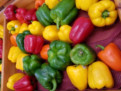 bell pepper, vegetable, nutrition, food, market, colorful, vegetables