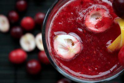 nourriture, sucré, jus de fruits, bol délicieux, berry, canneberge