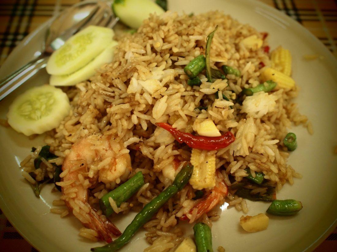 쌀, 음식, 저녁 식사, 점심 식사, 맛 있는, 식사, 요리, 야채, 샐러드
