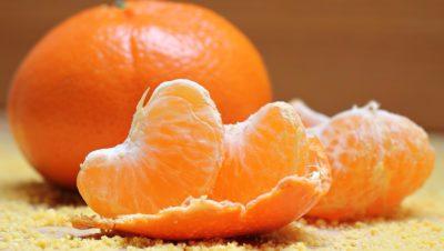 fruit, food, citrus, tangerine, mandarin, macro, juice, vitamin, sweet
