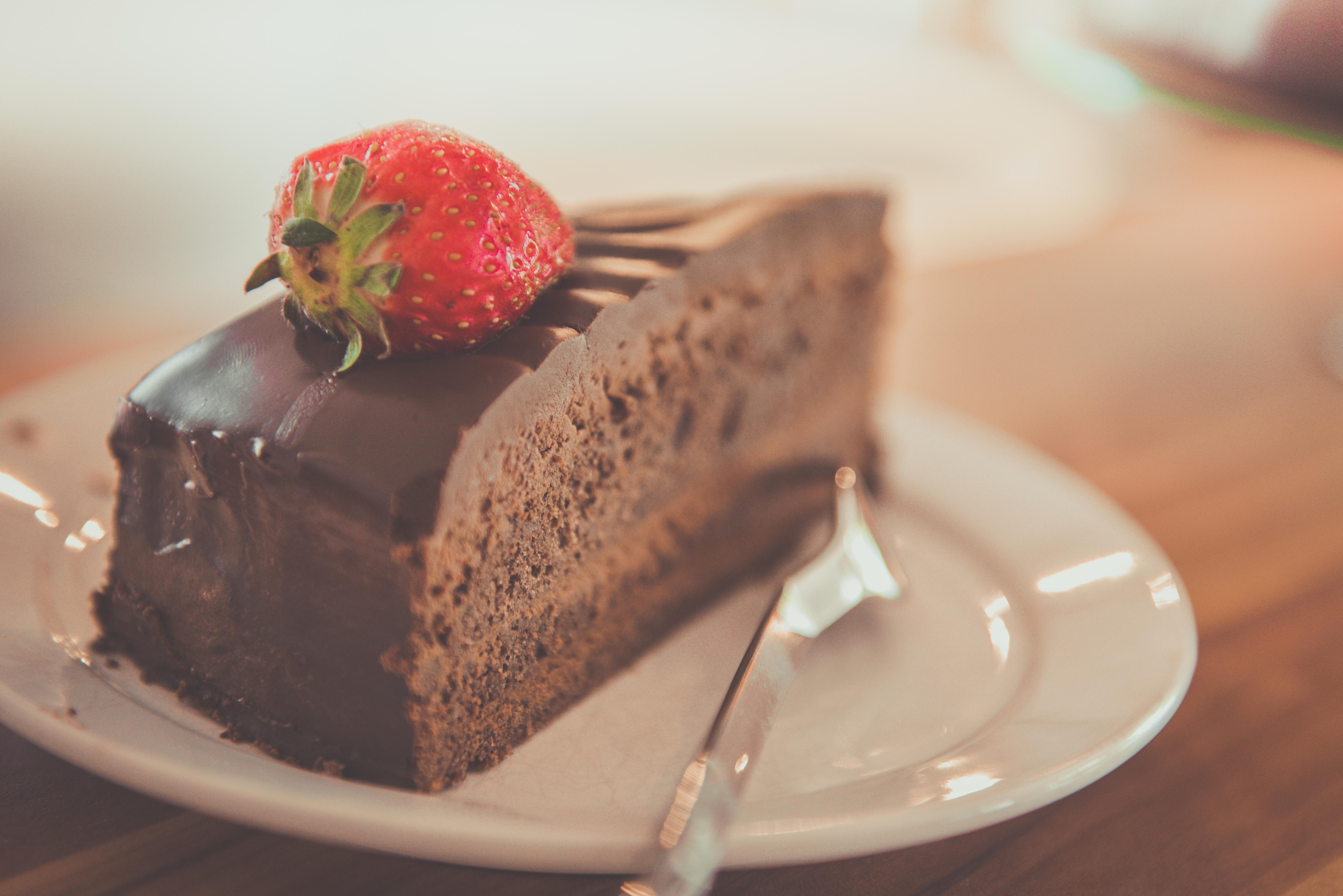 Kostenlose Bild Schokolade Susses Kuchen Essen Sahne Lecker