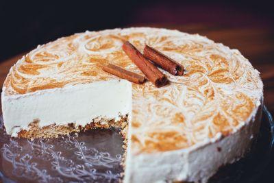 храните, торта, сладки, сметана, вкусна, захар, шоколад, десерт