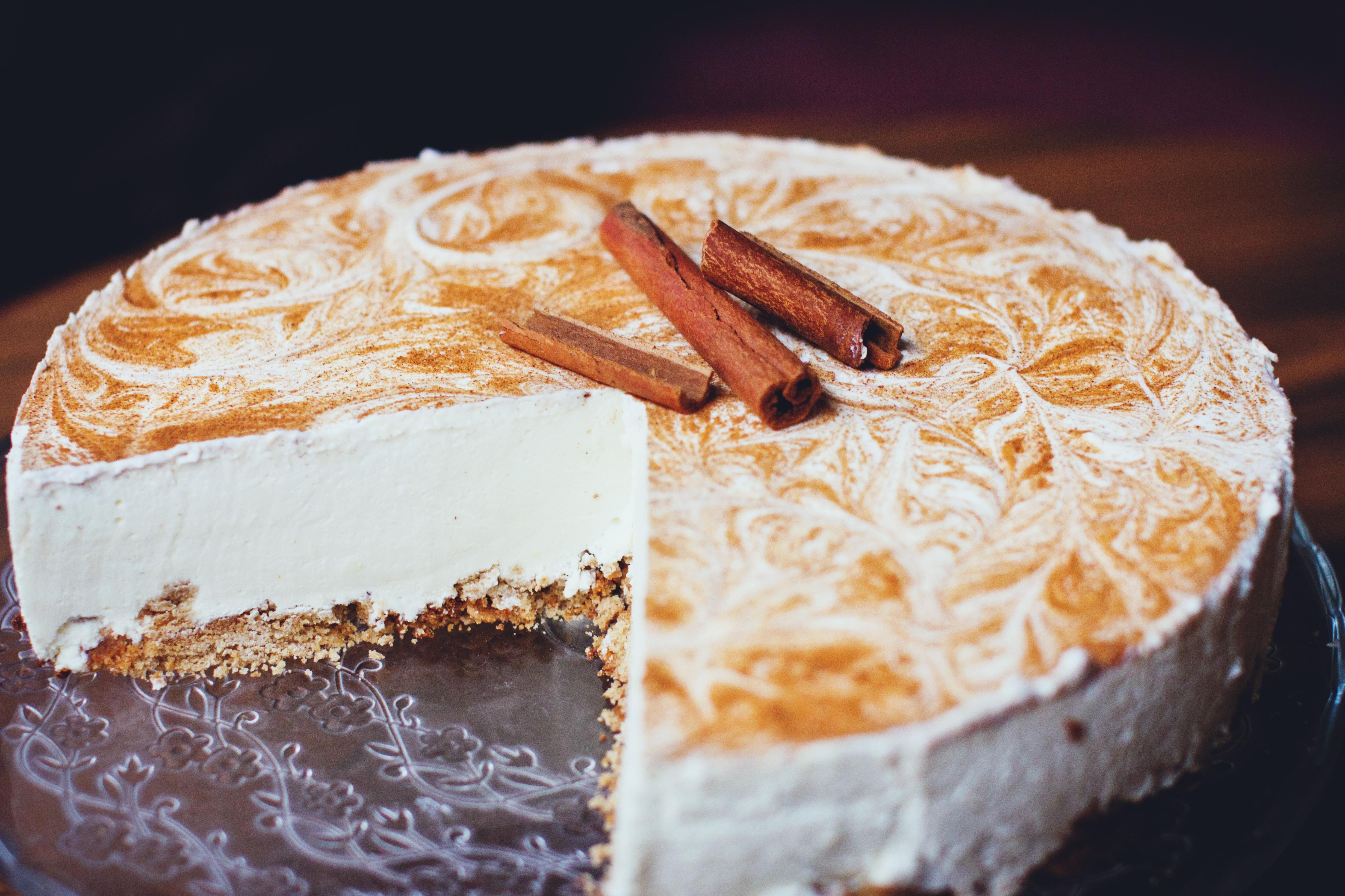 Free Picture Food Cake Sweet Cream Delicious Sugar