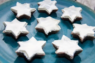 cookie, food, sweet, sugar, diet, eat, star