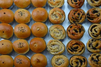 jídlo, sweet, sweet, hnědé, strava, ovoce, lahodné, dezert