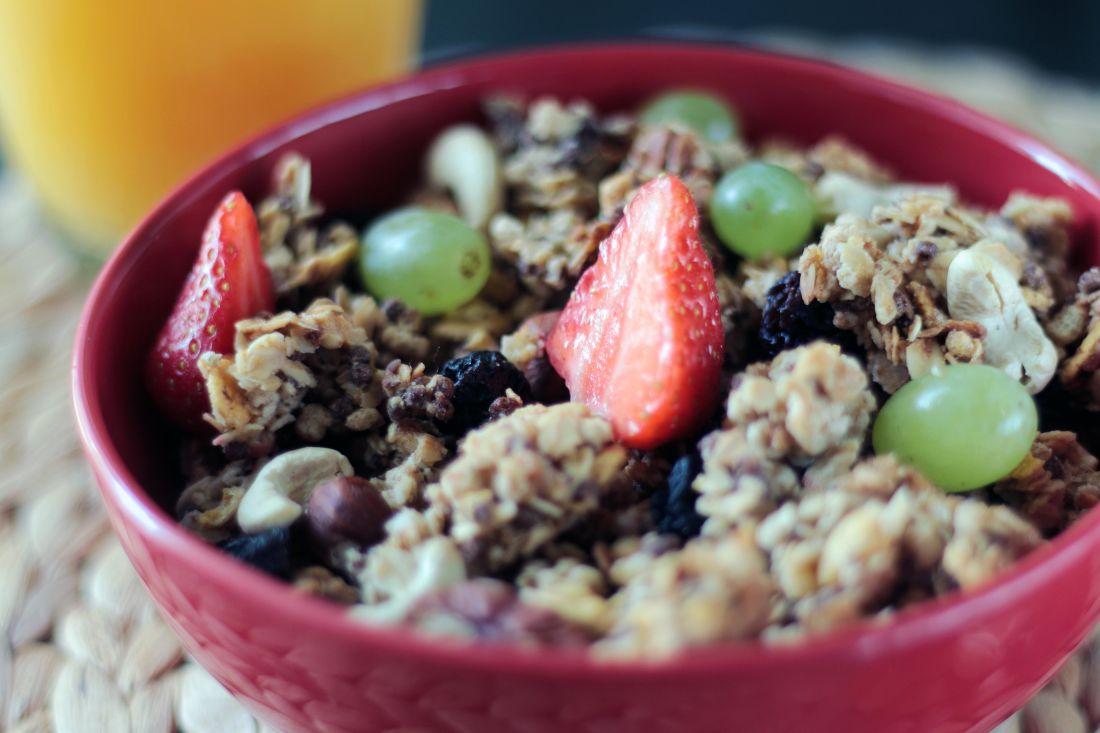 food, bowl, meal, nutrition, cereal, fruit