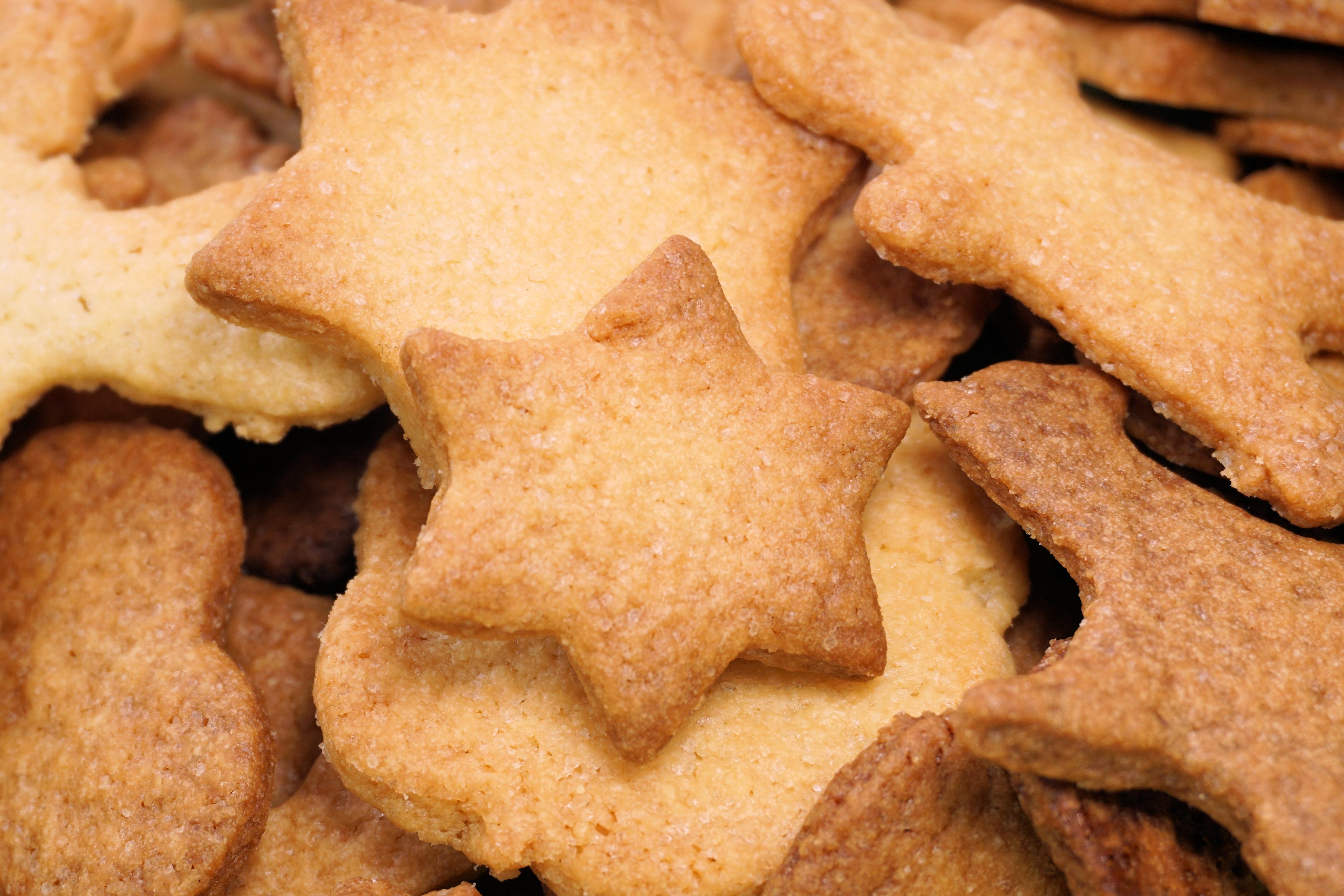 Песочное печенье курабье в домашних условиях: рецепт с фото 12