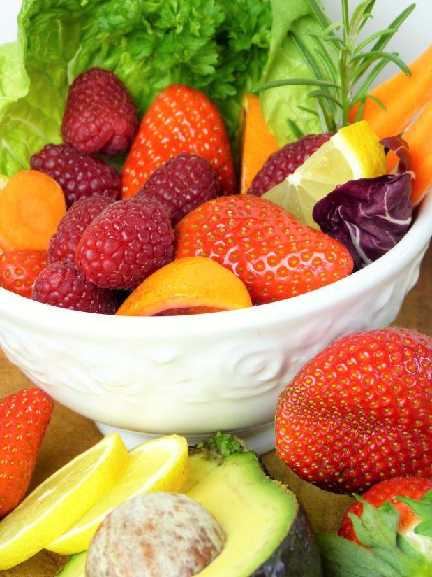 frutta, fragola, cibo, nutrizione, bacca, dolci, dessert, vitamina