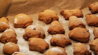 cibo, biscotto, dessert, fatto a mano, fatti in casa, nutritient, zucchero, marrone