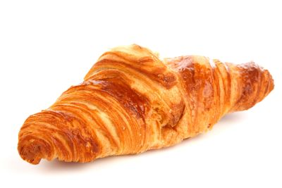 food, croissant, breakfast, bread, confectionery, meal