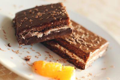 Schokolade, süß, lecker, Zucker, Kuchen, Sahne, Lebensmittel, Süßigkeiten