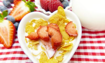 breakfast, food, fruit, nutrition, sweet, delicious, strawberry