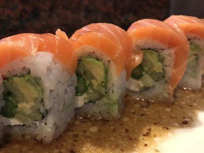 arroz, sushi, mar, comida, atum