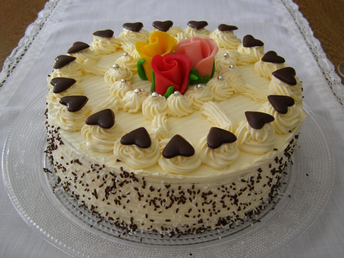 Free Picture Cake Sweet Food Cream Chocolate