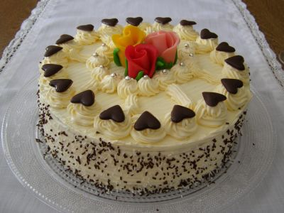 cake, sweet, food, cream, chocolate, delicious, sugar, birthday