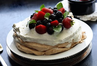 delicious, sweet, berry, breakfast, fruit, food, cream, homemade