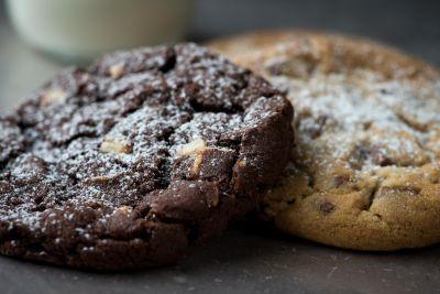 chocolate, sweet, food, sugar, cake, delicious, breakfast, cookie