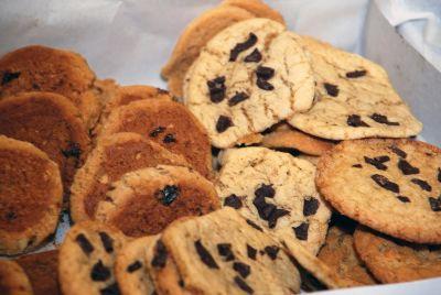 mad, sød, cookie, cookies, hjemmelavet, sukker, lækre, morgenmad