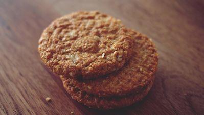 nourriture, sucré, délicieux, fait maison, biscuits, dessert, brun