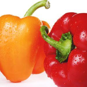 food, vegetable, bell pepper, nutrition, diet, fruit, spice, sweet