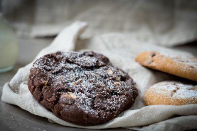 Yemek, lezzetli, tatlı ev yapımı çikolata, şeker, tatlı, Kahvaltı